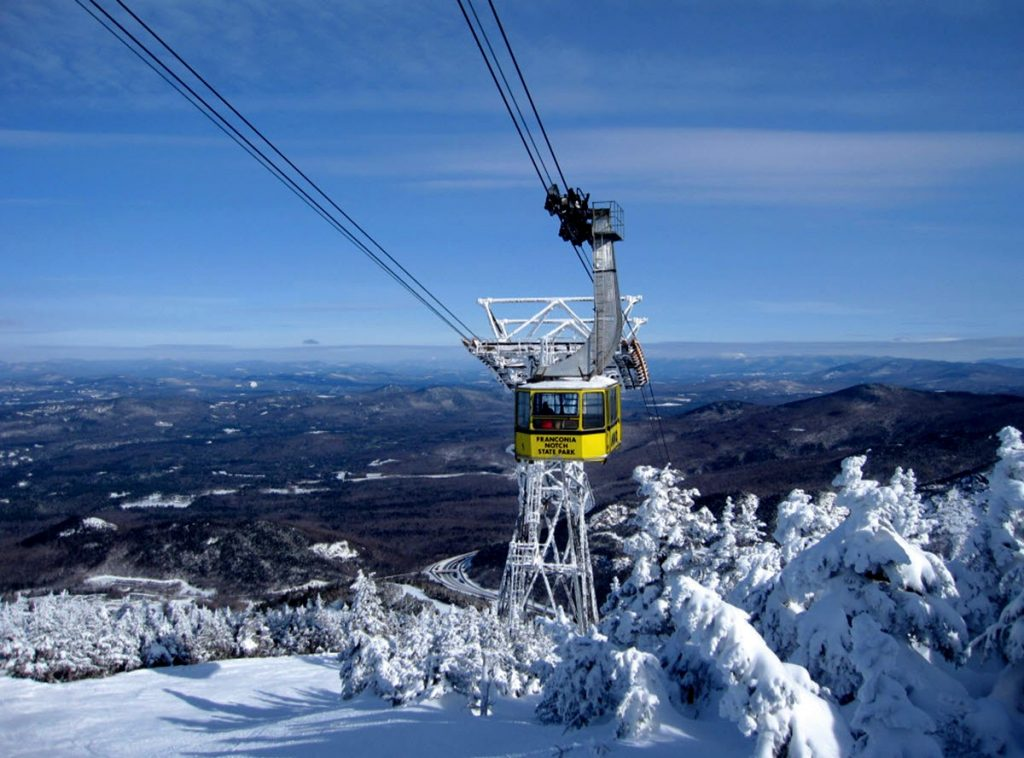 Cannon Mountain Aerial Tram