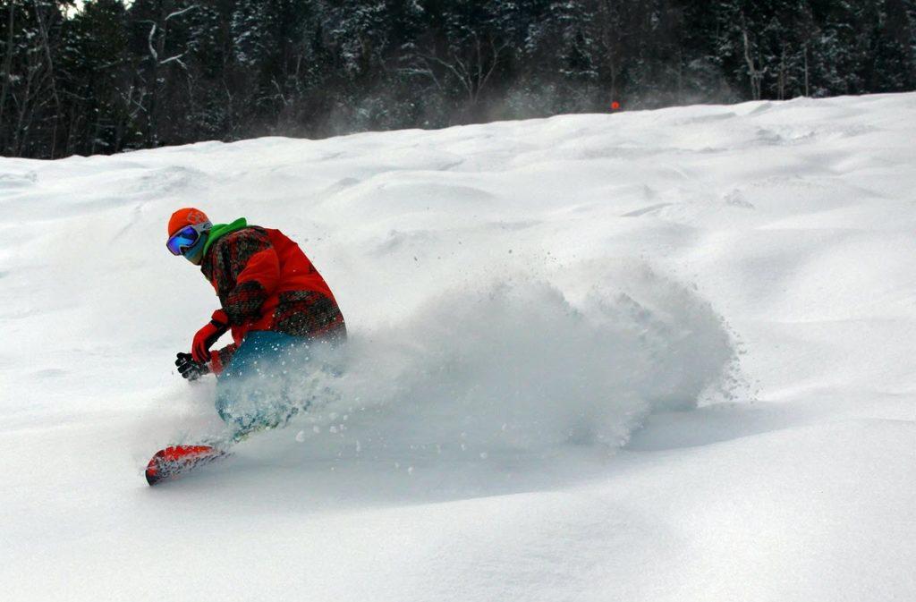 Ski Attitiash in New Hampshire