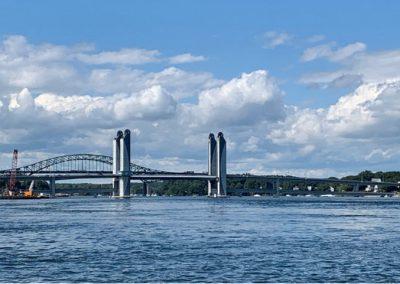 Sarah Mildred Long Bridge - Foreground